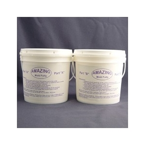 Amazing Mold Putty - Kit A-B - 20 lb.