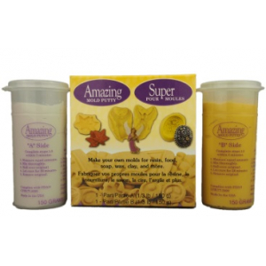 Amazing Mold Putty  - Kit A-B - 2/3 lb.