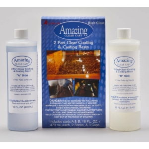 Amazing - Clear Casting Kit - 237ml
