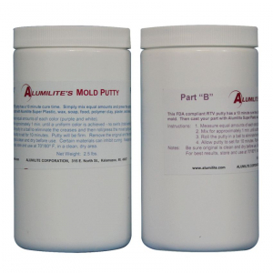 Mold Putty - Kit A-B - 5 lb.